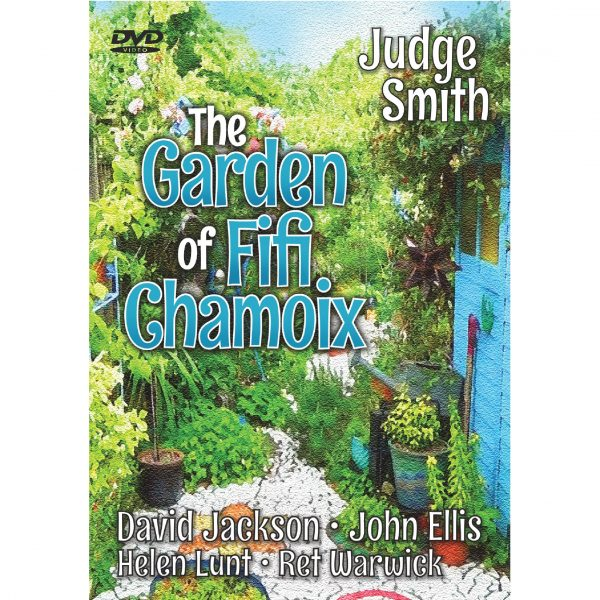 The Garden of Fifi Chamoix DVD Cover