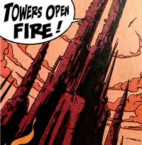 Towers Open Fire