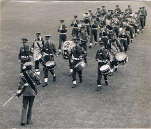 Corps band